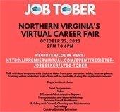 Northern Virginia's Virtual Career Fair: Job Tober