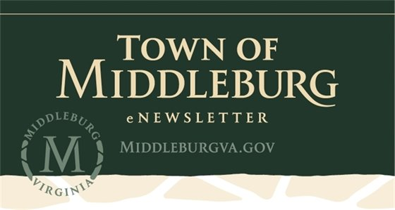 Town of Middleburg eNewsletter
