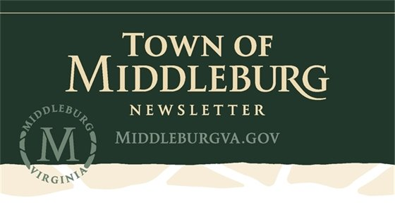 Town of Middleburg eNewsletter