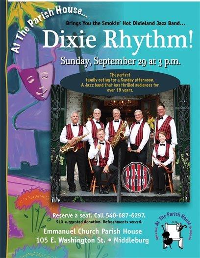 Emmanuel Church, Dixie Rhythm