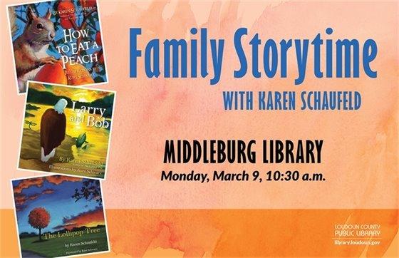 MB Library, Karen Schaufeld