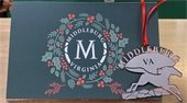 Town of Middleburg Ornaments and Cards Now Available