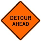 Route 50: Temporary Closures and Detours