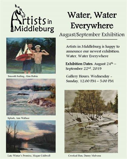 AiM, Water, Water Everywhere exhibit