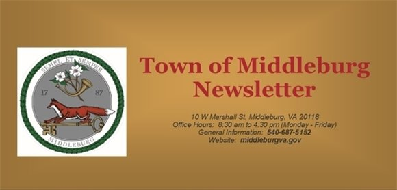 Town of Middleburg Heading