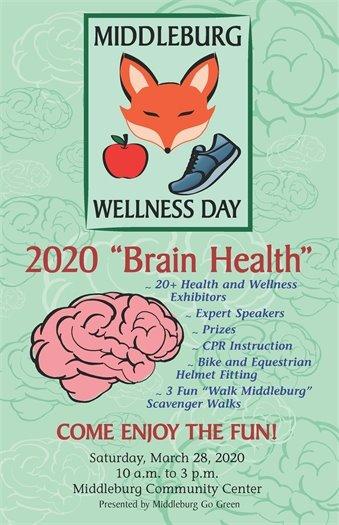 Middleburg Wellness Day Flyer