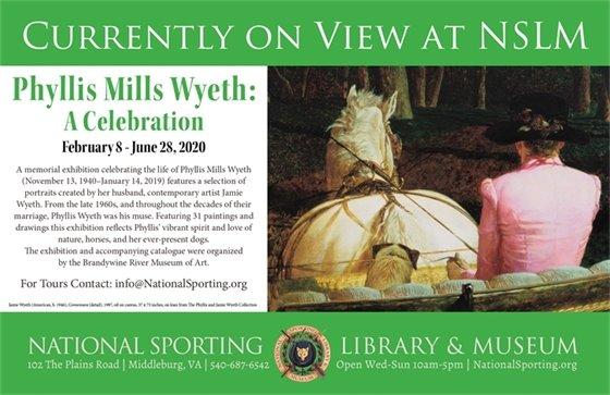 NSLM, Phyllis Mills Wyeth
