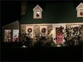 Residential Holiday Decorating Contests