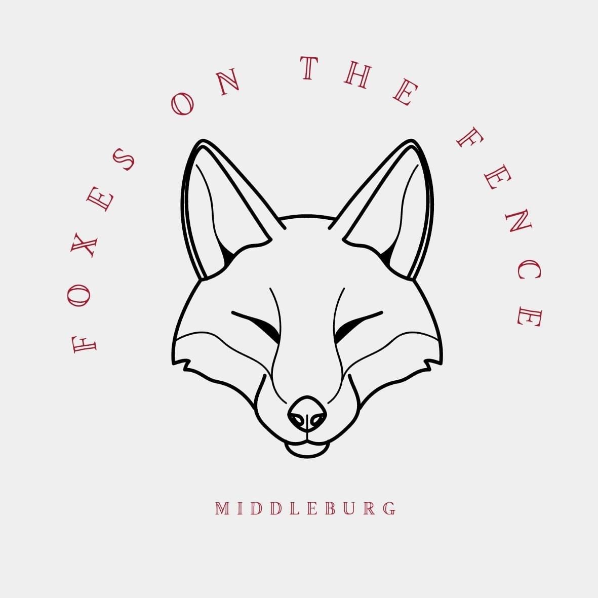 Foxes on the Fence Logo