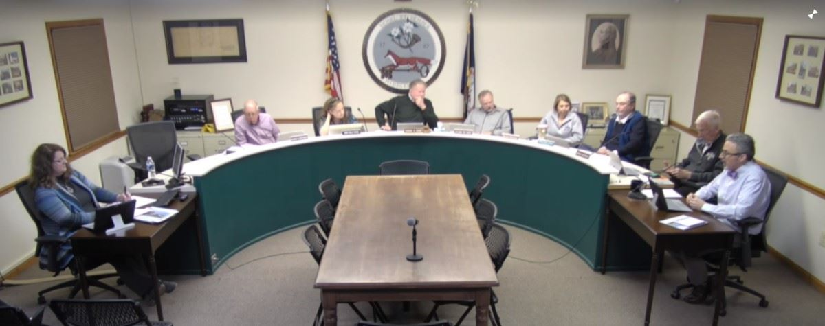 Planning Commission photo